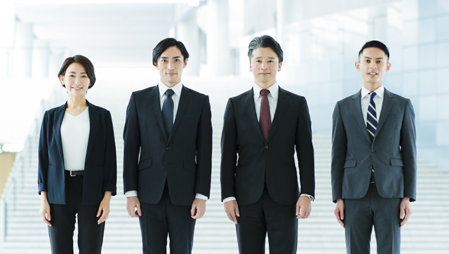 Japanese business trainers